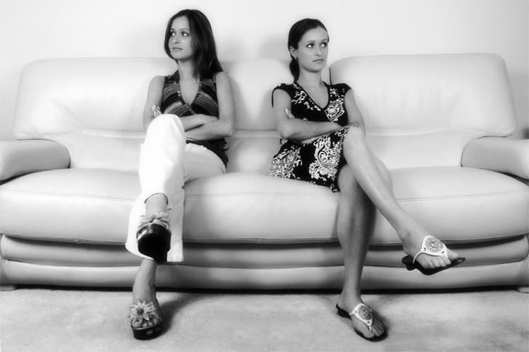Lilya in black and white by Sharif Mohammadi