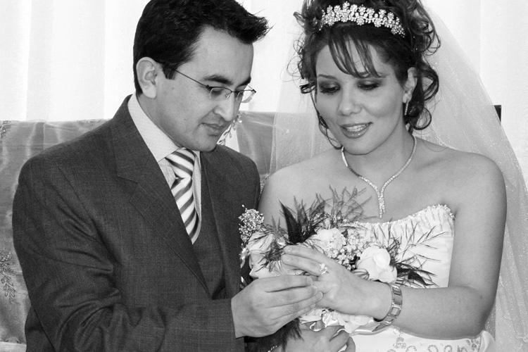 Arif and Azita by Sharif Mohammadi